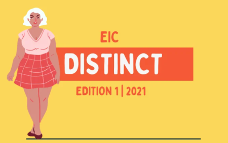 DISTINCT: EIC Magazine has been launched