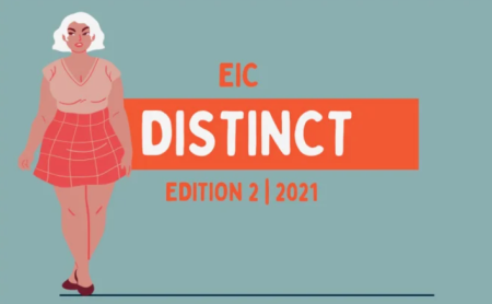 Distinct: Edition Two (Ealing College Magazine)